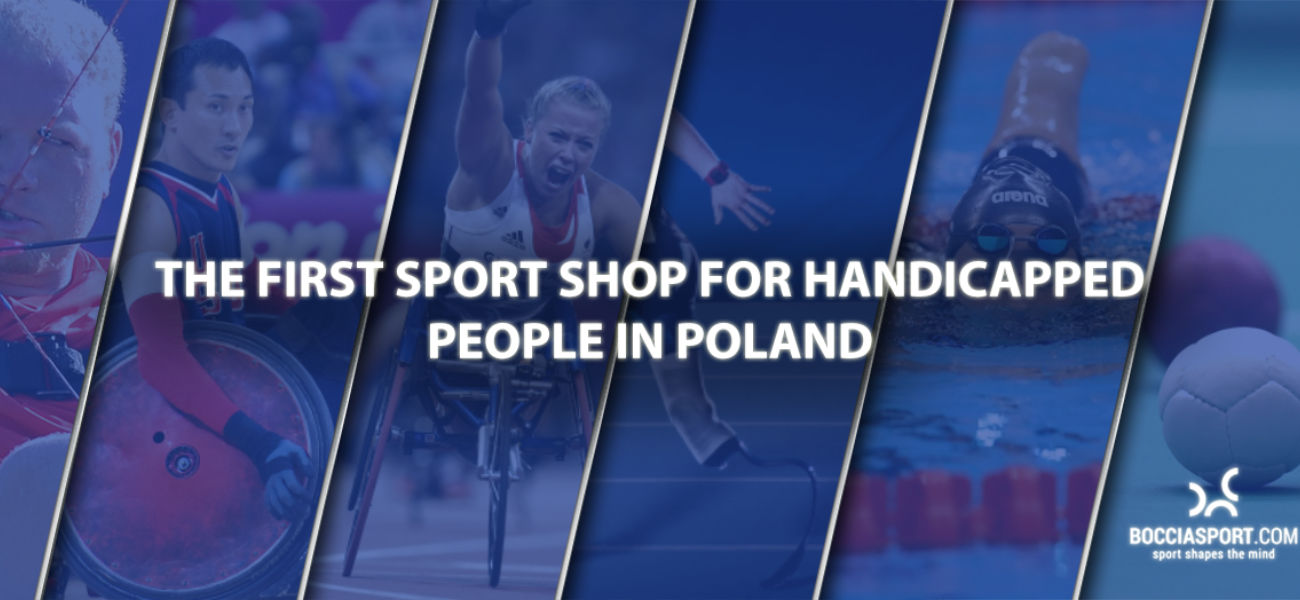 The First Store for Handicapped People in Poland