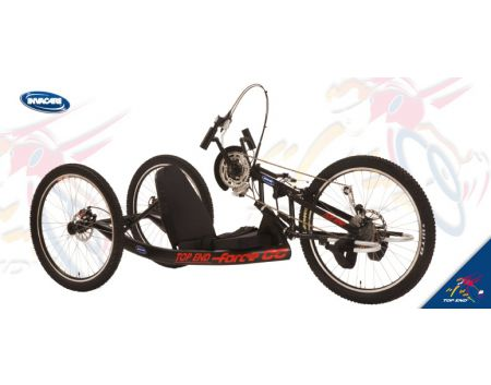Rower handbike Invacare® Top End® Force™ CC Handcycle