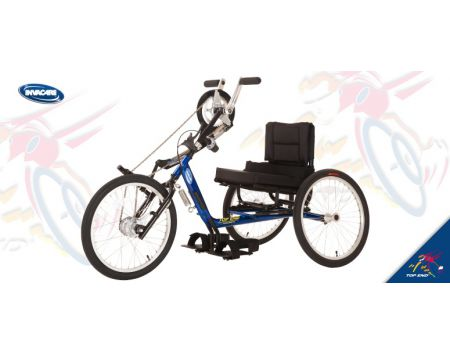 Rower handbike Invacare Top End Excelerator™Stock