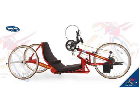 Rower handbike Invacare Top End Force™-2 Handcycle