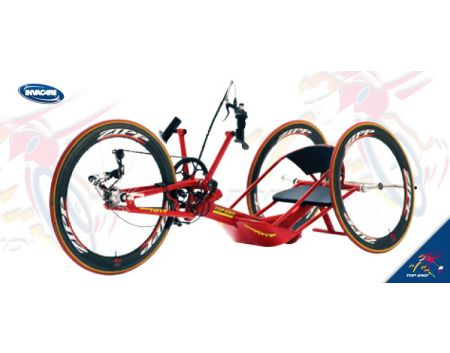 Rower handbike Invacare Top End Force™ K Handcycle
