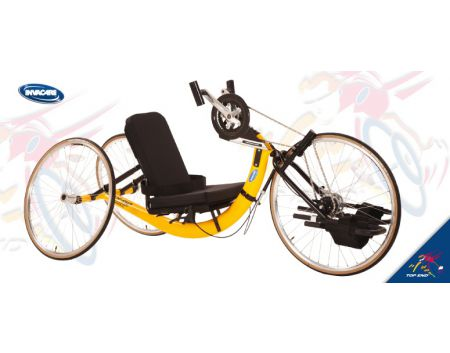 Rower handbike Invacare Top End XLT