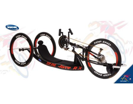 Rower handbike Invacare® TopEnd® Force™ RX Handcycle