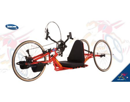 Rower handbike InvacareTop End Force™ G Handcycle