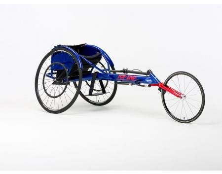 Invacare® Top End® Eliminator™ OSR Racing Wheelchair – Open V Cage