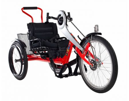 Handbike GTM Blackbird Junior